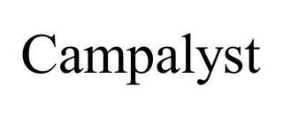 mark for CAMPALYST, trademark #85569634