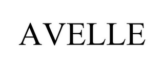 mark for AVELLE, trademark #85569636