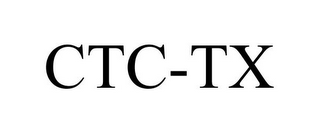 mark for CTC-TX, trademark #85569829