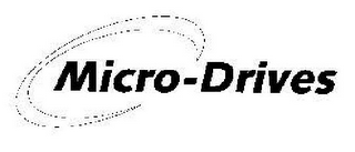 mark for MICRO-DRIVES, trademark #85569979