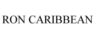 mark for RON CARIBBEAN, trademark #85570006