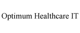 mark for OPTIMUM HEALTHCARE IT, trademark #85570133