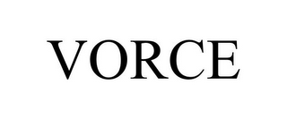 mark for VORCE, trademark #85570173