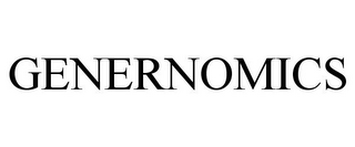mark for GENERNOMICS, trademark #85570581
