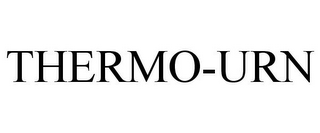 mark for THERMO-URN, trademark #85570663