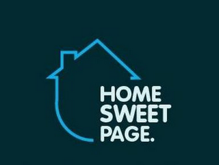mark for HOME SWEET PAGE., trademark #85570752