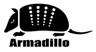mark for ARMADILLO, trademark #85570937