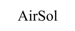 mark for AIRSOL, trademark #85571008
