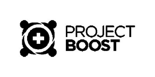 mark for + PROJECT BOOST, trademark #85571014
