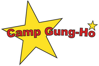mark for CAMP GUNG-HO, trademark #85571081