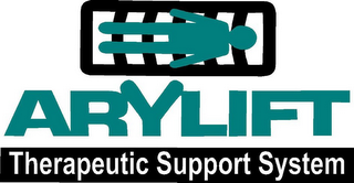 mark for ARYLIFT THERAPEUTIC SUPPORT SYSTEM, trademark #85571315