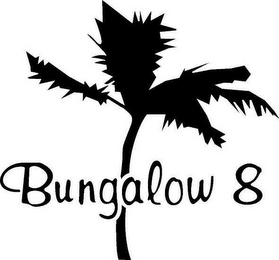 mark for BUNGALOW 8, trademark #85571382