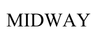 mark for MIDWAY, trademark #85571642