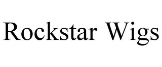 mark for ROCKSTAR WIGS, trademark #85571850