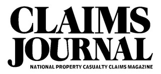 mark for CLAIMS JOURNAL NATIONAL PROPERTY CASUALTY CLAIMS MAGAZINE, trademark #85571987