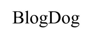 mark for BLOGDOG, trademark #85572069