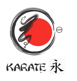 mark for OVNI KARATE K, trademark #85572078