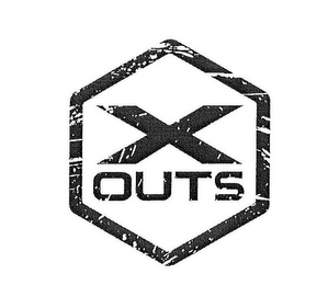 mark for X OUTS, trademark #85572122