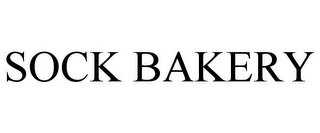 mark for SOCK BAKERY, trademark #85572137
