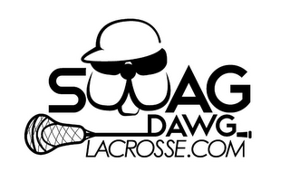 mark for SWAG DAWG LACROSSE.COM, trademark #85572405