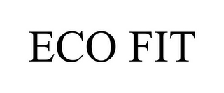 mark for ECO FIT, trademark #85572433