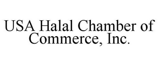 mark for USA HALAL CHAMBER OF COMMERCE, INC., trademark #85572625