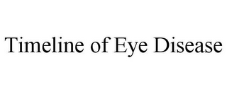 mark for TIMELINE OF EYE DISEASE, trademark #85572679