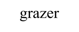 mark for GRAZER, trademark #85572898