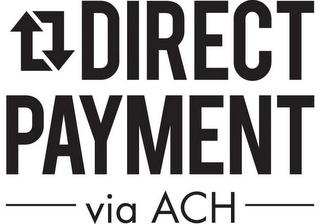 mark for DIRECT PAYMENT VIA ACH, trademark #85572916