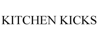 mark for KITCHEN KICKS, trademark #85573025