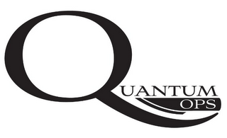 mark for QUANTUM OPS, trademark #85573033