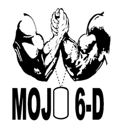 mark for MOJO 6-D, trademark #85573089