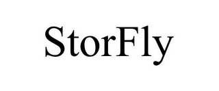mark for STORFLY, trademark #85573104