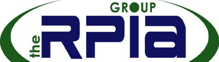 mark for THE RPIA GROUP, trademark #85573400