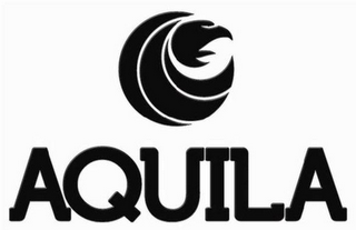 mark for AQUILA, trademark #85573464