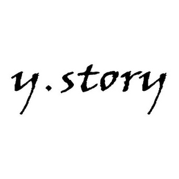 mark for Y. STORY, trademark #85573551
