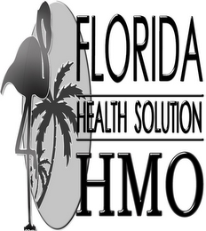 mark for FLORIDA HEALTH SOLUTION HMO, trademark #85573676