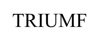 mark for TRIUMF, trademark #85574216