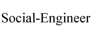 mark for SOCIAL-ENGINEER, trademark #85574244
