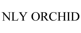 mark for NLY ORCHID, trademark #85574614