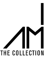 mark for I AM THE COLLECTION, trademark #85574664