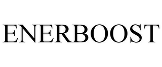 mark for ENERBOOST, trademark #85574992