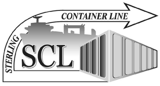 mark for SCL STERLING CONTAINER LINE, trademark #85575133