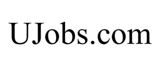 mark for UJOBS.COM, trademark #85575165