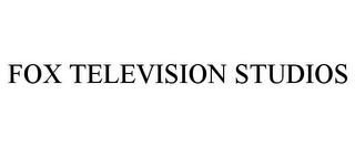 mark for FOX TELEVISION STUDIOS, trademark #85575529