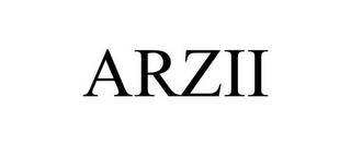 mark for ARZII, trademark #85575680