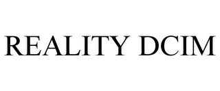 mark for REALITY DCIM, trademark #85575741