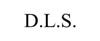 mark for D.L.S., trademark #85575851