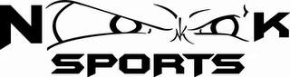 mark for NOOK SPORTS, trademark #85575905