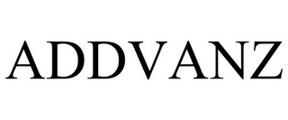 mark for ADDVANZ, trademark #85576255